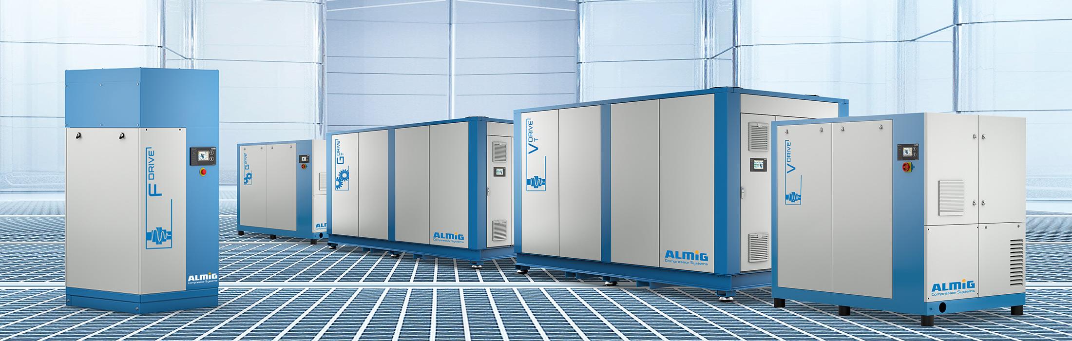 ALMIG Compressor Distributors