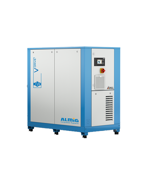 ALMiG G-Drive & V-Drive screw compressors