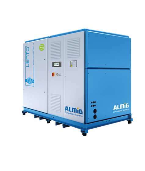 ALMiG LENTO screw compressors