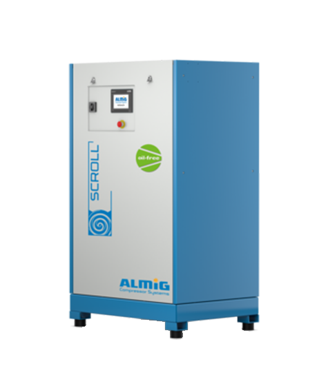 ALMiG Scroll Compressors